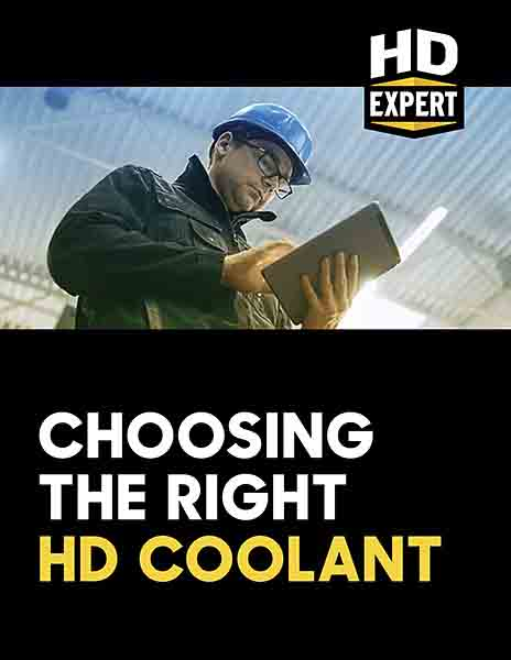 Selecting a Coolant